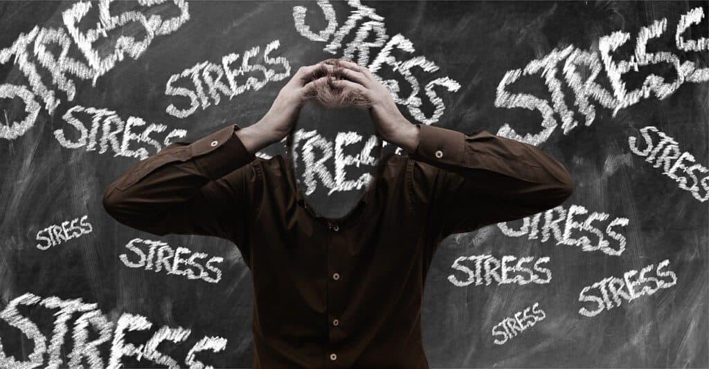 панически атаки, стрес